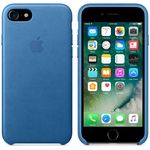 APPLE iPhone7 Leder Case (meerblau) (MMY42ZM/A)