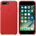 APPLE iPhone7 Plus Leder Case (rot) (MMYK2ZM/A)