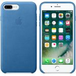 APPLE IP7 Plus Leather Case Sea Blue (MMYH2ZM/A)
