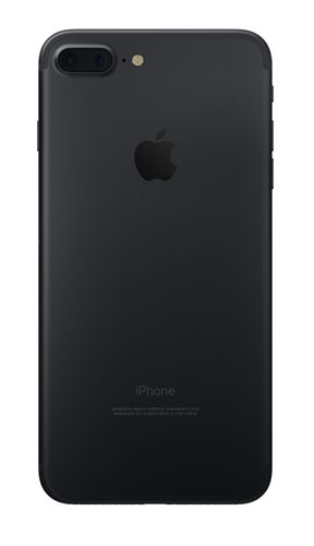 APPLE iPhone 7 Plus 128GB - Mobiltelefon - Svart (MN4M2QN/A)