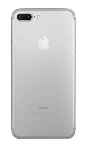 APPLE iPhone 7 Plus 128GB - Mobiltelefon - Sølv (MN4P2QN/A)