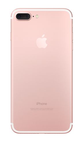 APPLE iPhone 7 Plus 256GB - Mobiltelefon - Rosegull (MN502QN/A)