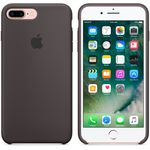 APPLE iPhone7 Plus Silikon Case (kakao) (MMT12ZM/A)