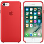 APPLE IP7 Silicone Case Red (MMWN2ZM/A)