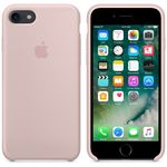 APPLE IP7 Silicone Case Pink Sand (MMX12ZM/A)