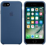 APPLE iPhone7 Silikon Case (ozeanblau) (MMWW2ZM/A)