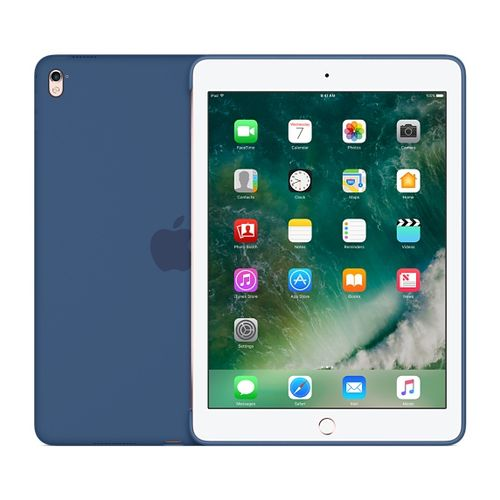 APPLE Silicone Case for iPad Pro 9.7Ocean Blue (MN2F2ZM/A)