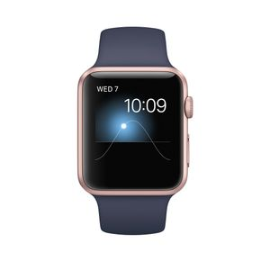 APPLE Watch Series 1 42mm Rose Gold Alu (MNNM2DH/A)