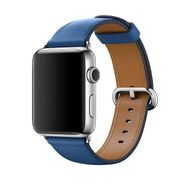 APPLE 42mm Sea Blue Classic Buckle (MNKW2ZM/A)