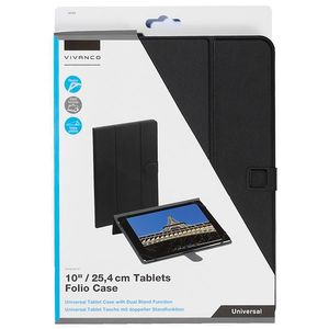 VIVANCO Universal Folio Case for 10in (2836762)