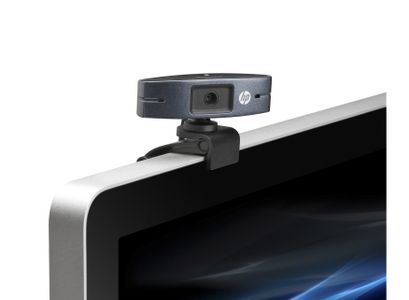 HP Webcam HD 2300 (Y3G74AA#ABB)