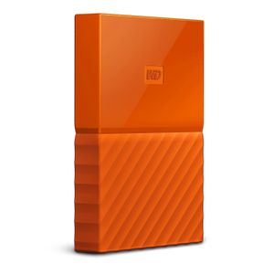 WESTERN DIGITAL My Passport 1TB portable HDD Orange (WDBYNN0010BOR-WESN)
