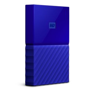 WESTERN DIGITAL My Passport 1TB portable HDD Blue (WDBYNN0010BBL-WESN)