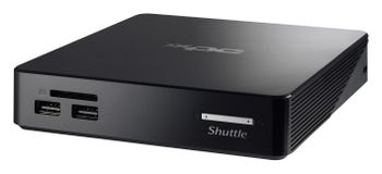 SHUTTLE NS02A RK3368 OCTA CORE 1.5GHZ 2048MB HDMI GLN WLAN 24W         IN SYST (NS02A)