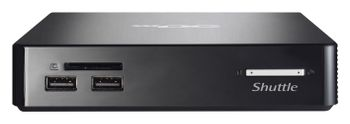 SHUTTLE NS02E RK3368 OCTA CORE 1.5GHZ 2048MB HDMI GLN WLAN 24W         IN SYST (NS02E)