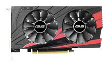ASUS Expedition GeForce GTX 1050 Ti, 4GB GDDR5 (EX-GTX1050TI-O4G)