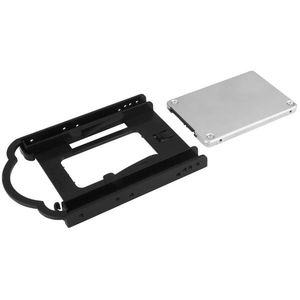 STARTECH 2.5inch SSD/HDD Mounting Bracket for 3.5inch Drive Bay - 5 Pack - Tool-less - Hard Drive Mounting Kit BRACKET125PTP (BRACKET125PTP)