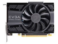 EVGA GeForce GTX 1050 Ti 4GB Gaming Skjermkort,  PCI-Express 3.0, GDDR5, 1290/ 1392MHz