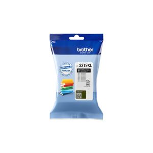 BROTHER LC-3219XLBK INKCARTRIDGE BLACK 3000 PAGES ISO STANDARD 24711 SUPL (LC3219XLBK)