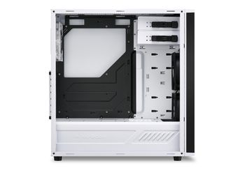 SHARKOON M25-W 7.1 WHITE PC CASE ATX CBNT (4044951019335)