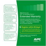 APC Warranty Ext/1Yr for AC-01 Accessories