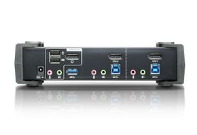 ATEN 2-port KVMP Switch (CS1922-AT-G)