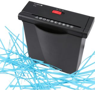 OLYMPIA PS 36 Paper shredder black (2706)