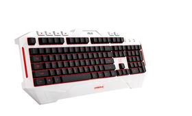 ASUS Cerberus Arctic, USB, Gaming, F-FEEDS (90YH00V1-B2UA00)