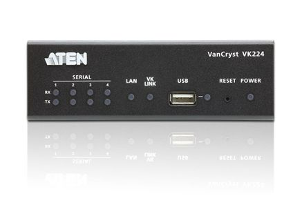 ATEN 4-Port Serial Expansion Boxÿ (VK224-AT-G)