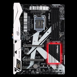 ASROCK Z270 Killer SLI, Intel Z270 Mainboard - Sockel 1151 (Z270 Killer SLI)