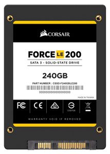CORSAIR SSD 2,5 240GB Force LE200 (CSSD-F240GBLE200B)