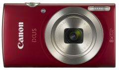CANON Digital Camera IXUS 185 Red 20megapixel 28mm Wide Angle Lens 8x optical zoom with 16x zoomPlus DIGIC 4+