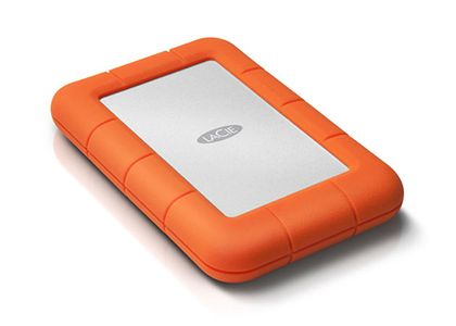 LACIE Rugged Thunderbolt USB 3.0 1TB SSD (LAC9000602)