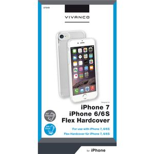 VIVANCO iP 7/6/6S Flex TPU case clear (2837549)