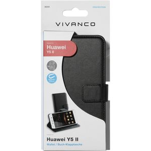 VIVANCO Phone wallet Huawei Y5 II black (2838294)