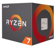 AMD Ryzen R7 1700X CPU - 3.4 GHz -  AM4 - 8 kerner -  Boxed (PIB - no cooler) (YD170XBCAEWOF)