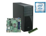 INTEL Server Block P4304XXSFCN + S1200SPSR + E3-1230v6 + 16GB RAM + 365W Power Supply (LSVRP4304ES6XXR)