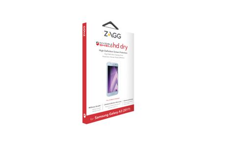 ZAGG / INVISIBLESHIELD INVISIBLESHIELD HD DRY SCREEN SAMSUNG GALAXY A3 2017 (G3AHDS-F00)