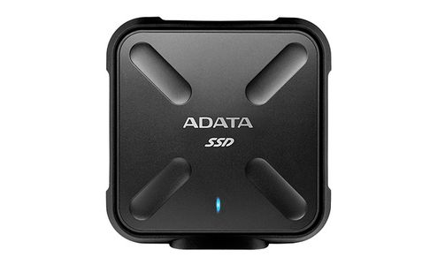 A-DATA 256GB SD700 SSD, Black (ASD700-256GU3-CBK)