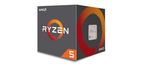 AMD CPU AMD AM4 Ryzen 5 1400 (YD1400BBAEBOX)