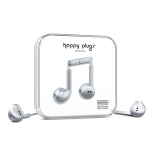 HAPPY PLUGS EARBUD PLUS SPACE GREY                       IN ACCS (7824)