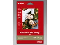 CANON PP-201 plus photo paper 260g/m2 5x7 inch 20 sheets 1-pack (2311B018)