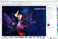 UPG CORELDRAW GRAPHICSSTE 2017 DVD BOX EN