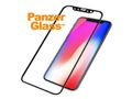 PanzerGlass Screen Protection - Premium Black frame, for iPhone X