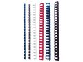 STAPLES Spiralryg STAPLES 12mm Blå 25/