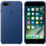 APPLE iPhone 7 Plus Leather Case - Sapphire (MPTF2ZM/A)