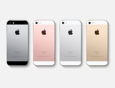 Apple Iphone Se Rose Gold 32gb Mp852kn A Licotronic