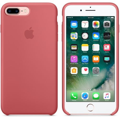 APPLE iPhone 7 Plus Silicone Case - Camellia (MQ0N2ZM/A)