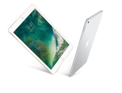 APPLE iPad Wi-Fi 128GB - Gold (MPGW2KN/A)