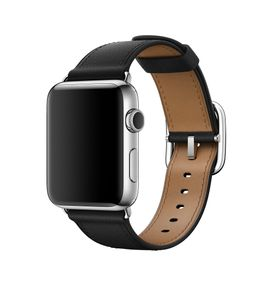 APPLE 42mm Black Classic Buckle (MPWR2ZM/A)